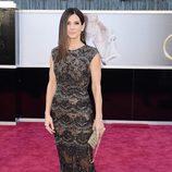 Sandra Bullock en los Oscar 2013