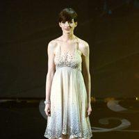 Anne Hathaway cantando en la entrega de los Oscar 2013