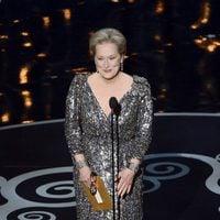 Meryl Streep presenta en los Oscar 2013