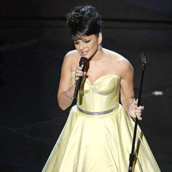 Norah Jones canta en los Oscar 2013