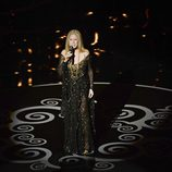 Barbra Streisand actúa en los Oscar 2013