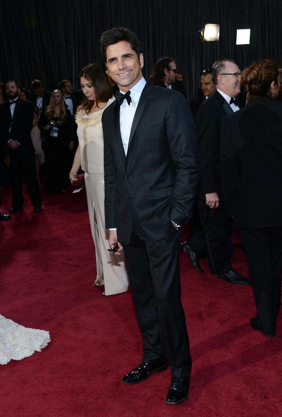 John Stamos en los Oscars 2013