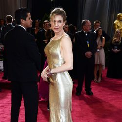 Renee Zellweger en los Oscar 2013