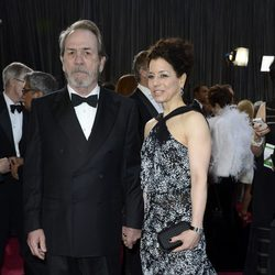 Tommy Lee Jones en los Oscar 2013