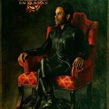 Retrato de Cinna en 'Los Juegos del Hambre: En llamas'
