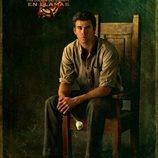 Retrato de Gale Hawthorne en 'Los Juegos del Hambre: En llamas'