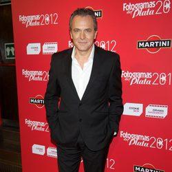 José Coronado en la alfombra roja de los Fotogramas de Plata 2012