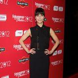 Maribel Verdú en la alfombra roja de los Fotogramas de Plata 2012