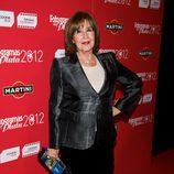 Concha Velasco en la alfombra roja de los Fotogramas de Plata 2012