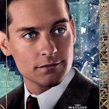 Tobey Maguire en 'El gran Gatsby'