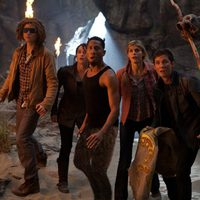 Percy Jackson: El mar de los monstruos