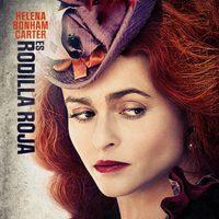 Helena Bonham Carter es Rodilla Roja en 'El llanero solitario'