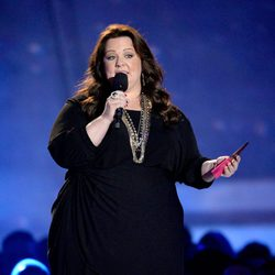 Melissa McCarthy en los MTV Movie Awards 2013