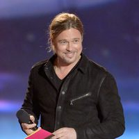 Brad Pitt en los MTV Movie Awards 2013