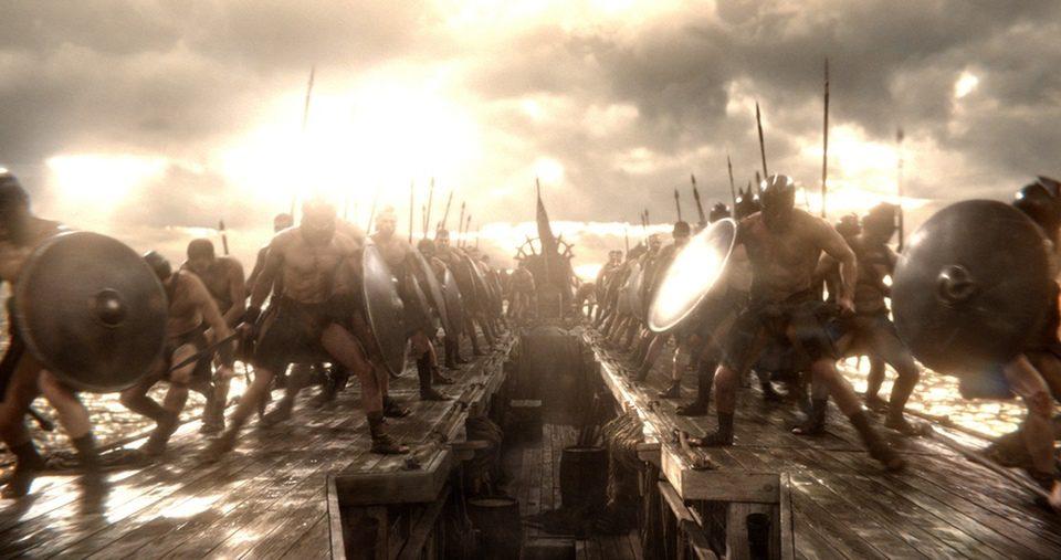 300: El origen de un imperio, fotograma 2 de 5