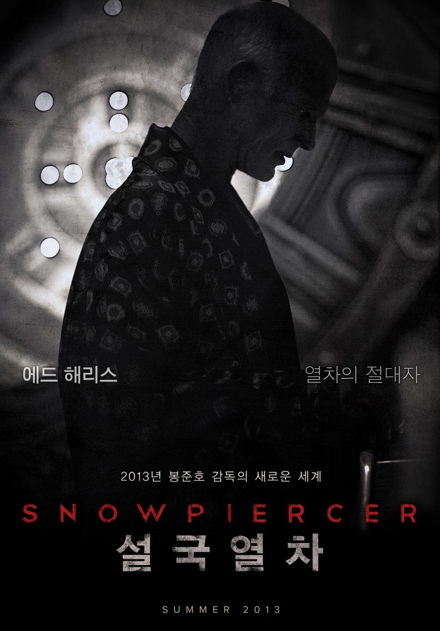 Ed Harris es Wilford en 'Snowpiercer'