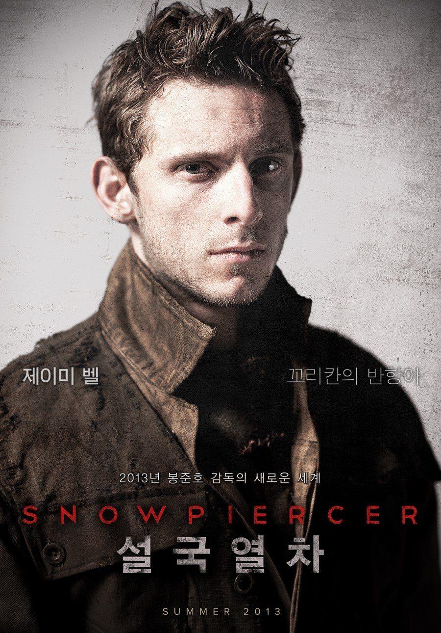 Jamie Bell es Edgar en 'Snowpiercer'