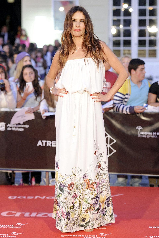 Patricia Vico en el 16 Festival de Cine de Málaga 2013