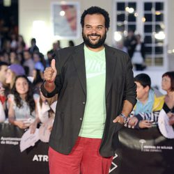 Carlos Jean en el 16 Festival de Cine de Málaga 2013