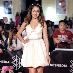 Hiba Aboukhris en el 16 Festival de Cine de Málaga 2013