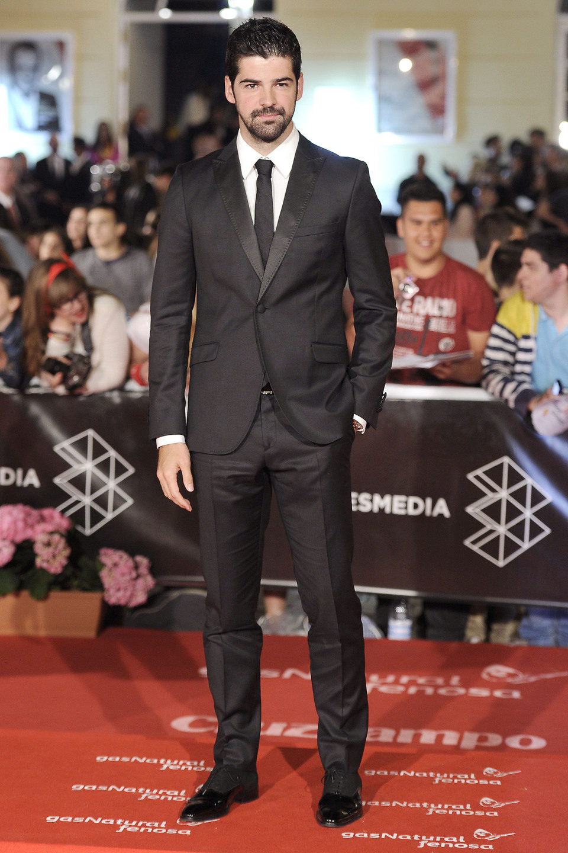 Miguel Ángel Muñoz en el 16 Festival de Cine de Málaga 2013