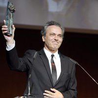 José Coronado con el Premio Málaga SUR 2013