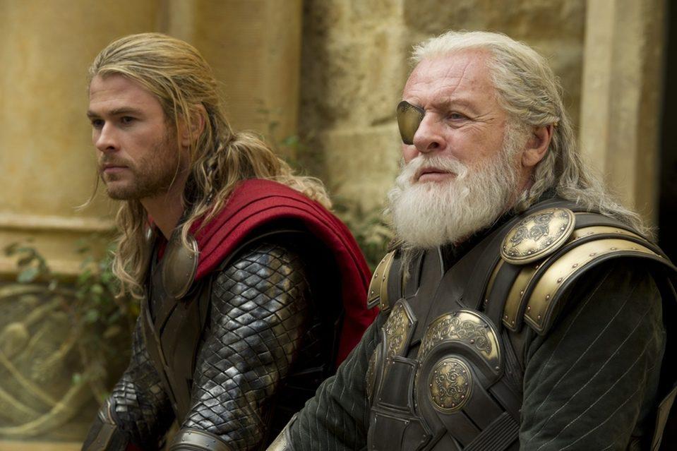 Thor: El mundo oscuro, fotograma 2 de 30