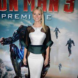 Gwyneth Paltrow en el estreno mundial 'Iron Man 3' en Los Ángeles