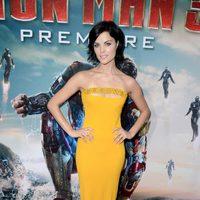 Jaimie Alexander en el estreno mundial de 'Iron Man 3' en Los Ángeles