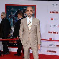 Shaun Toub en el estreno mundial de 'Iron Man 3' en Los Ángeles