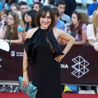 Candela Peña en la clausura del Festival de Málaga 2013