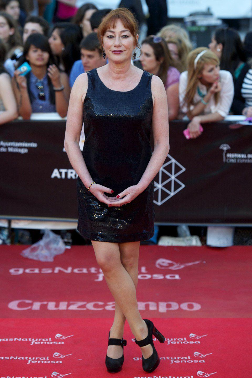 Gracia Querejeta en la clausura del Festival de Málaga 2013