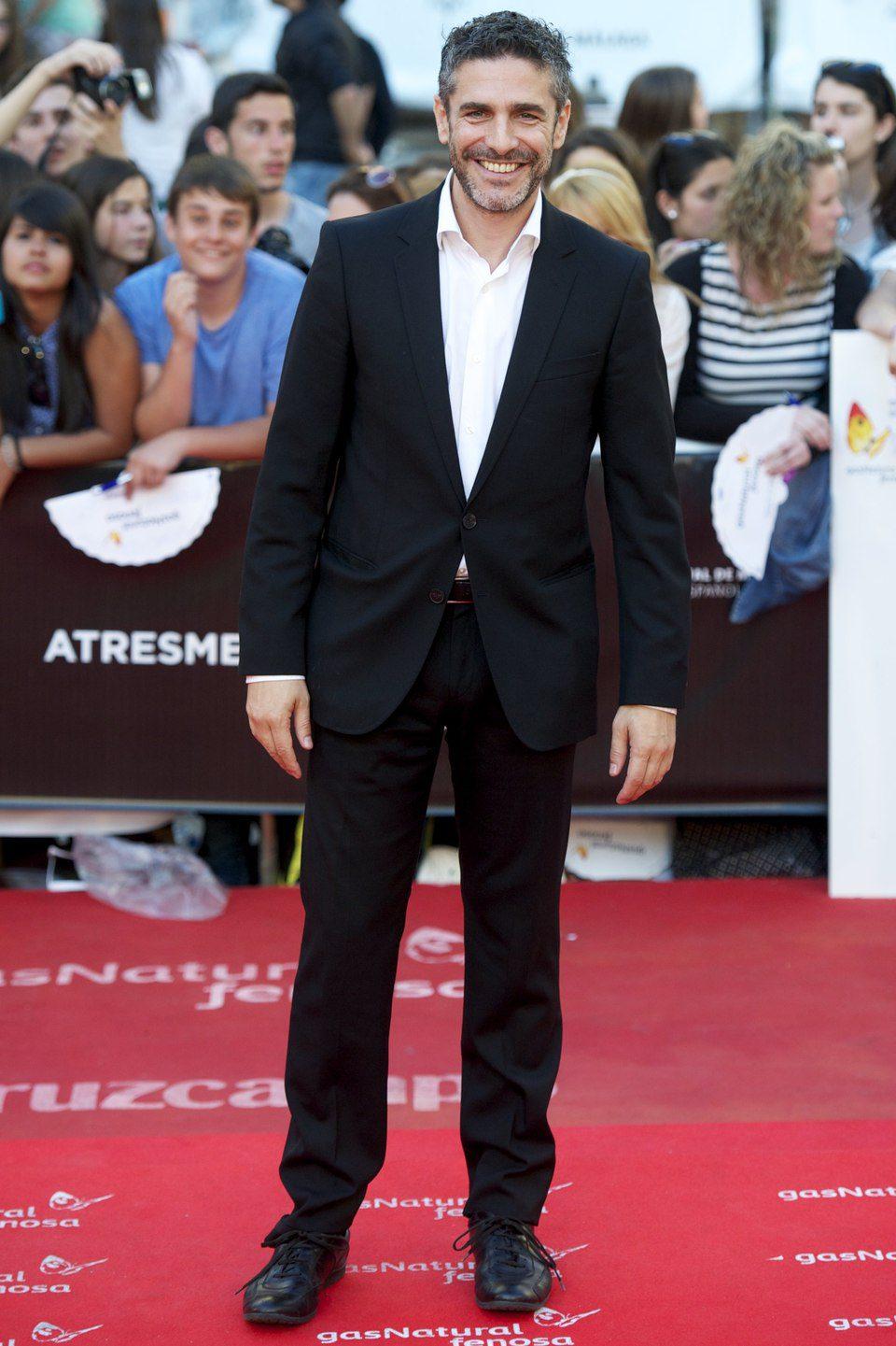 Leonardo Sbaraglia en la clausura del Festival de Málaga 2013