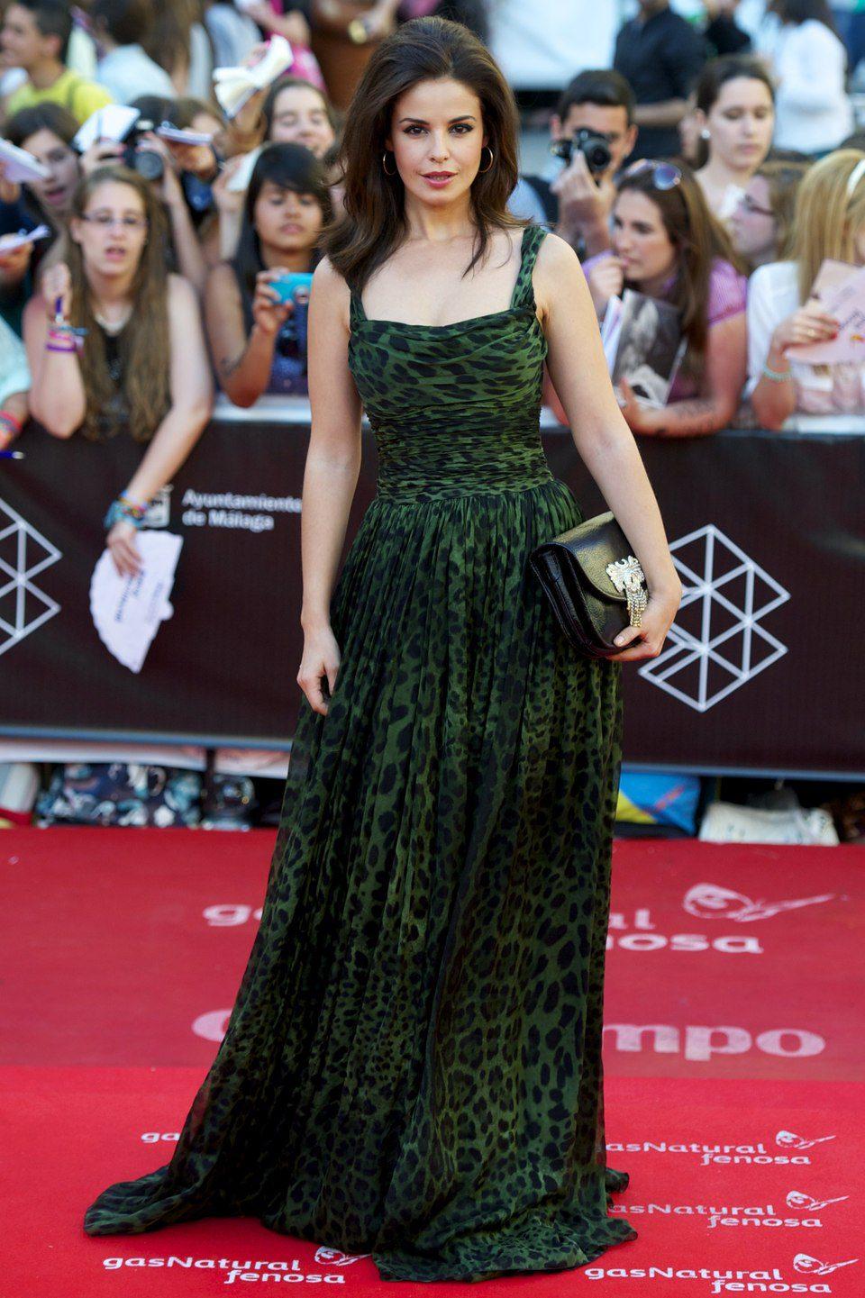 Marta Torné en la clausura del Festival de Málaga 2013