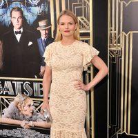 Jennifer Morrison en el estreno mundial de 'El gran Gatsby' en Nueva York