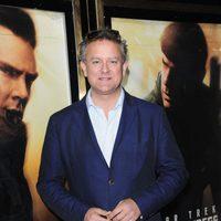 Hugh Bonneville en el estreno en Londres de 'Star Trek: En la oscuridad'