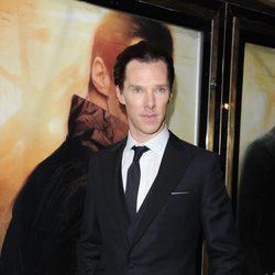 Benedict Cumberbatch en el estreno en Londres de 'Star Trek: En la oscuridad'