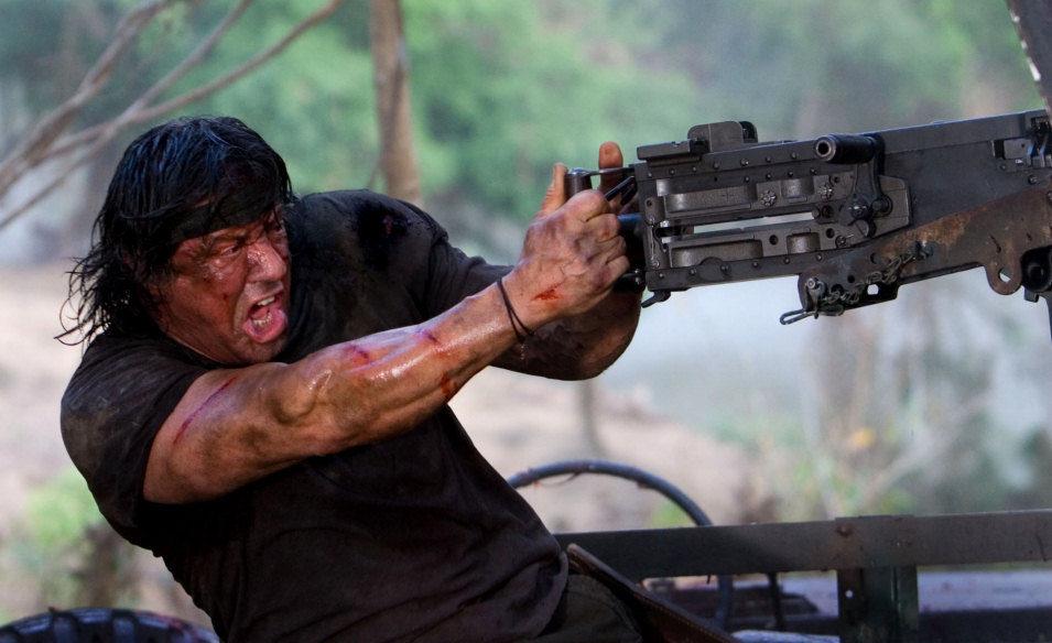 John Rambo, fotograma 3 de 28
