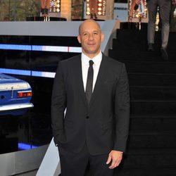 Vin Diesel en la premiere mundial de 'Fast & Furious 6' en Londres