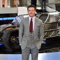 Luke Evans en la premiere mundial de 'Fast & Furious 6' en Londres