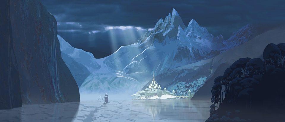Frozen: El reino del hielo, fotograma 2 de 28