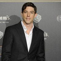 Adrián Lastra en el estreno en Madrid de 'El gran Gatsby'