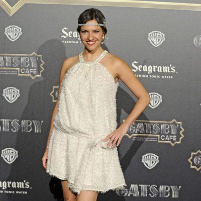 Ana Ruiz en el estreno en Madrid de 'El gran Gatsby'