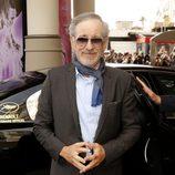 Steven Spielberg en la presentación del Festival de Cannes 2013