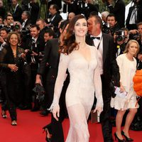 Paz Vega en la fiesta inaugural del Festival de Cannes 2013