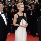 Carey Mulligan en la premiere de 'Inside Llewyn Davis' en el Festival de Cannes 2013