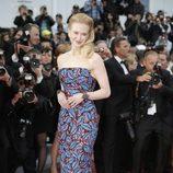 Nicole Kidman en la premiere de 'Inside Llewyn Davis' en el Festival de Cannes 2013