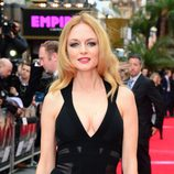 Heather Graham en la premiere de 'R3sacón' en Londres