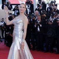 Uma Thurman en la clausura del Festival de Cannes 2013