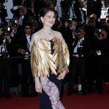 Laetitia Casta en la clausura del Festival de Cannes 2013